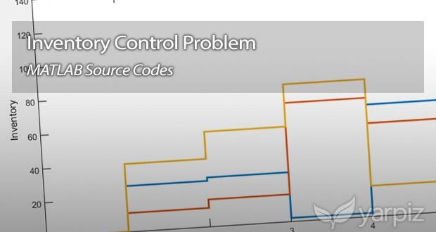 Optimal Inventory Control using PSO in MATLAB - Yarpiz