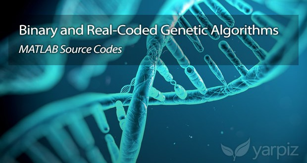 Binary and Real-Coded Genetic Algorithms in MATLAB - Yarpiz