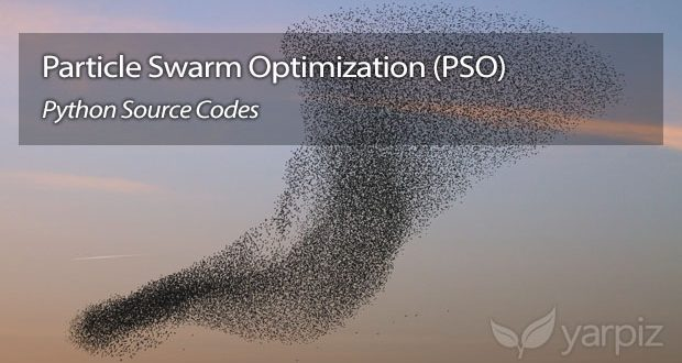Python implementation of Particle Swarm Optimization - Yarpiz