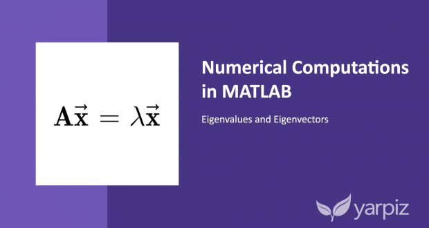 Numerical Computations in MATLAB